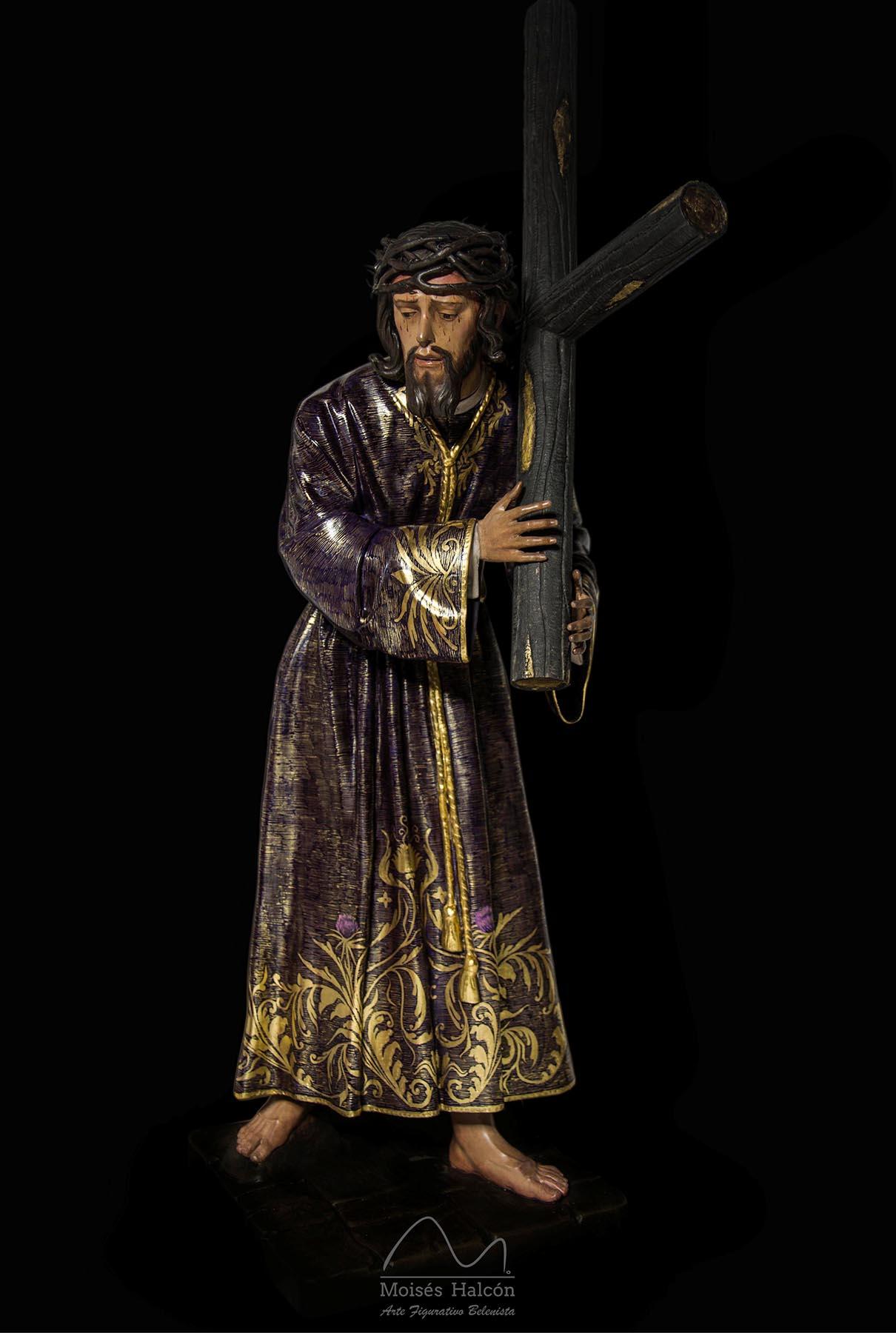 Réplica de Jesús Nazareno (1)